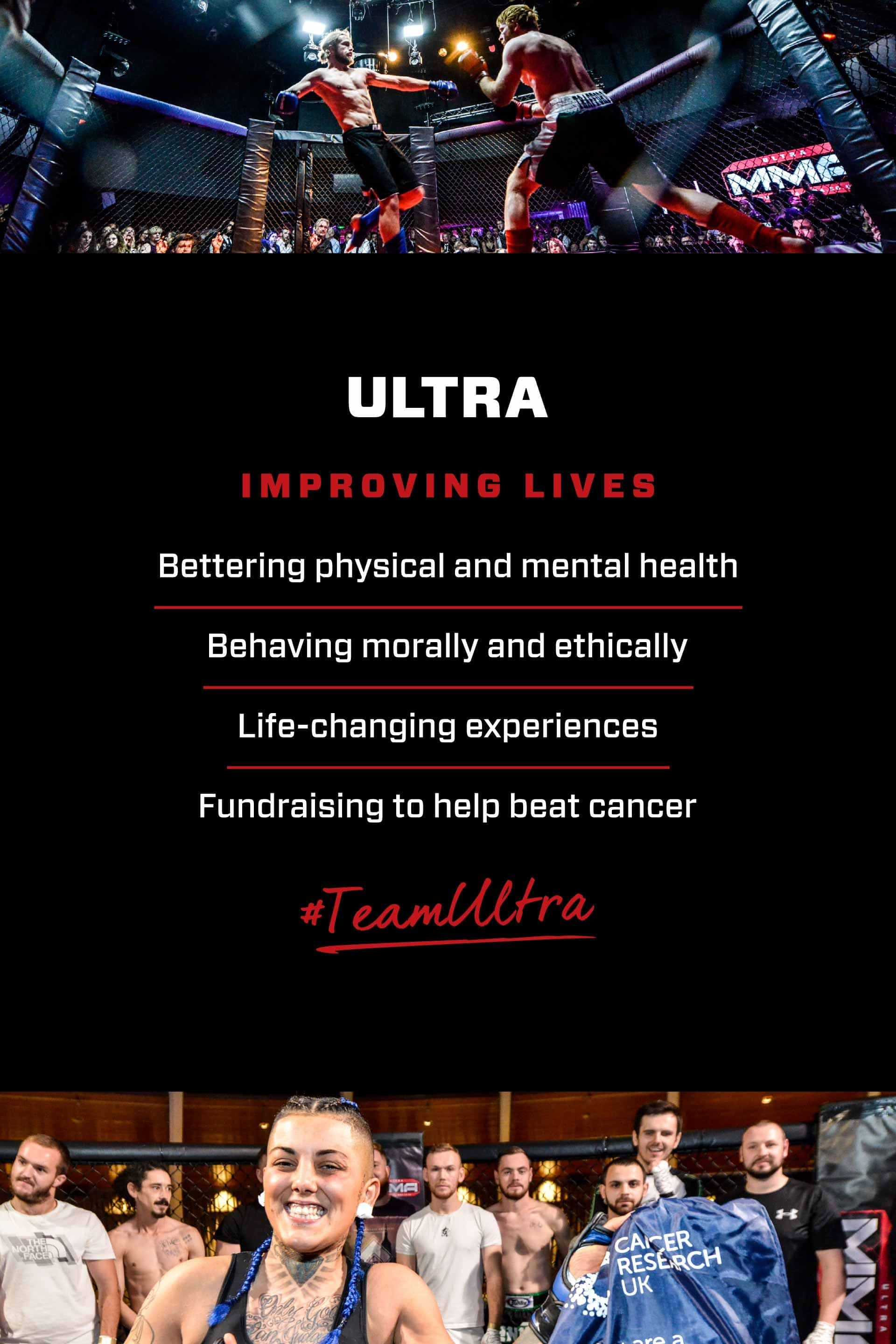 Ultra Events Mission Statements
