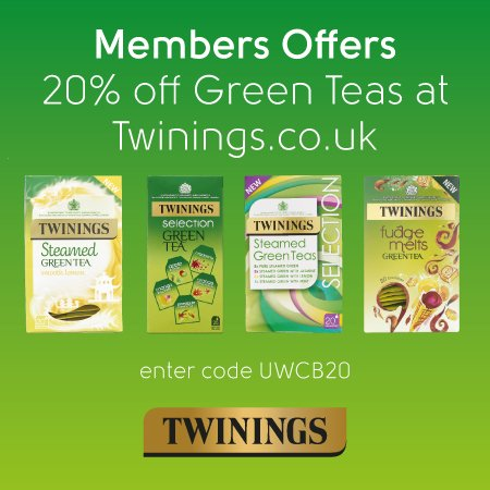 Twinings Sponsor of Ultra MMA