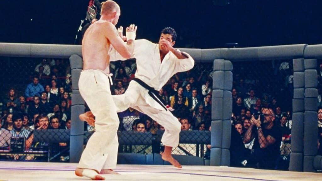 UFC 1, November 12th, 1993